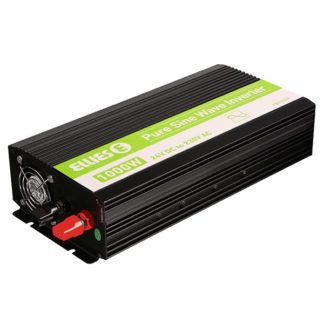 FBI1000P - Ellies 1 000W (1kW) Pure Sine Wave Inverter - 24V