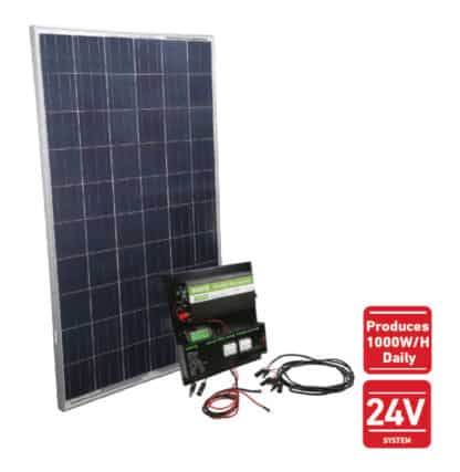 FSW1000P - ELLIES 1 000 W Solar Inverter On/Off-Grid Kit