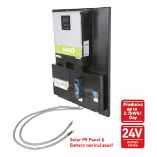 FSW2400SBI - ELLIES 2400 W Solar Inverter On/Off-Grid Kit